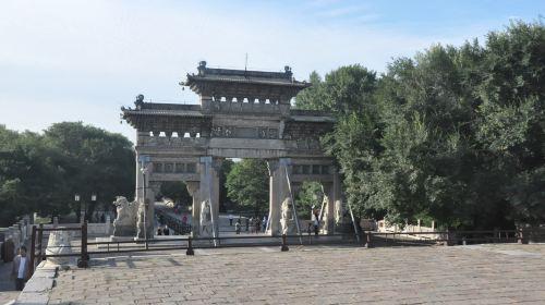 홍타이지묘(북릉공원)