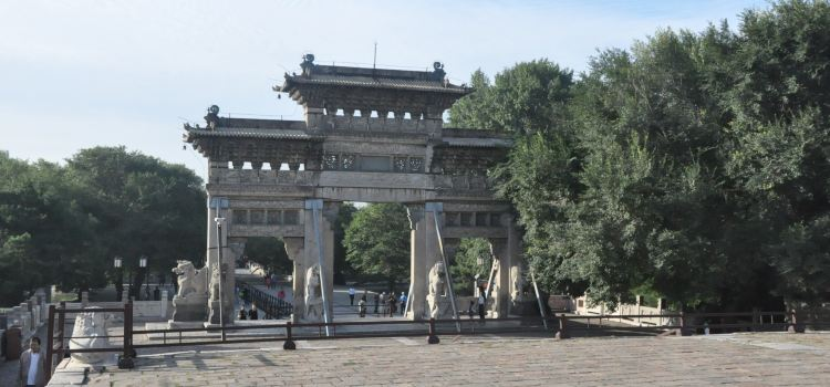 Zhaoling Tomb (Beiling Park)2