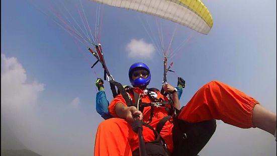 轎頂山國際滑翔基地