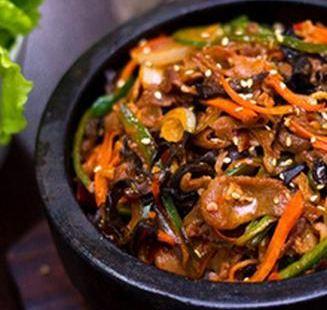 芳香石鍋烤肉