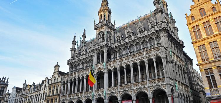 City Hall of Brussels1