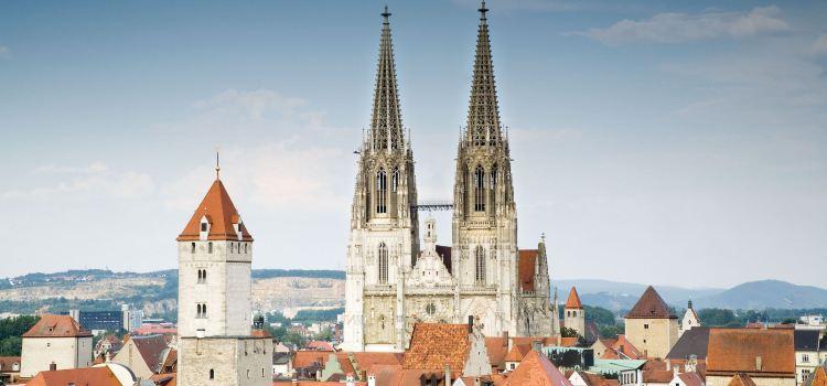 Regensburg Sage Peter Cathedral2