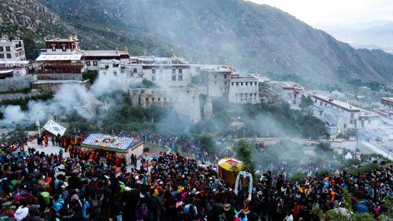 드레풍 사원(Drepung monastery)