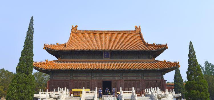 Western Qing Tombs1
