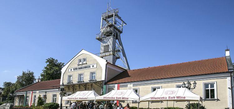 Wieliczka Salt Mine1