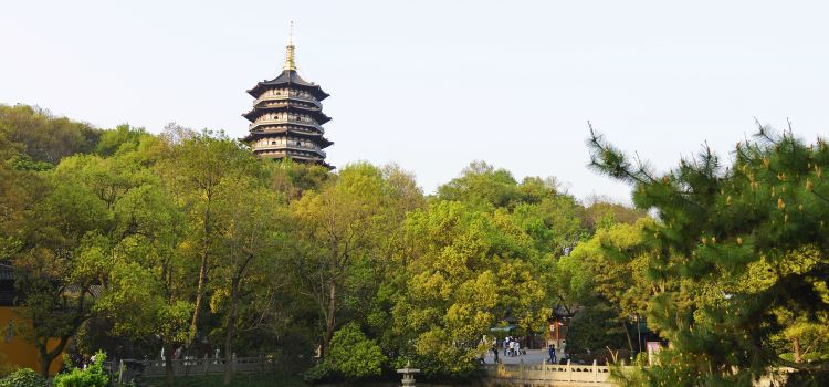Leifeng Tower1