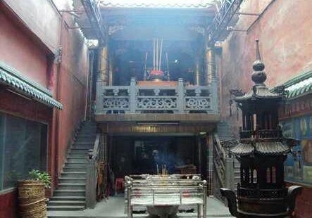 Xifuren Temple