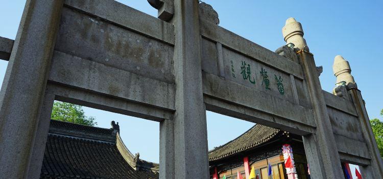 둥취안먼 역사 거리3