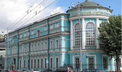 Gallery Of Ilya Glazunov