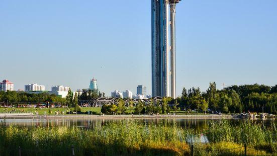 Olympic Garden
