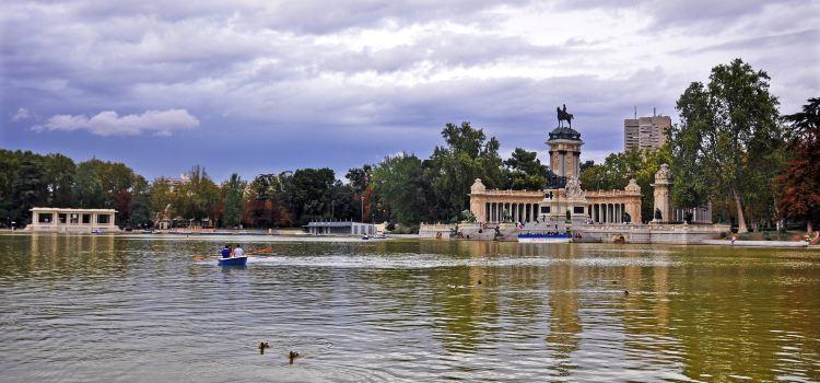 El Retiro Park1