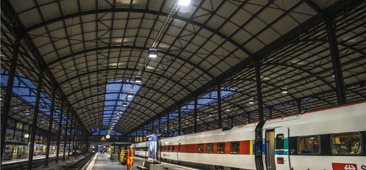 盧塞恩火車站2