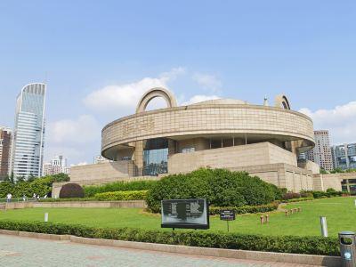 상하이 박물관(상해 박물관)