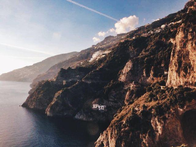 阿馬爾菲海岸線