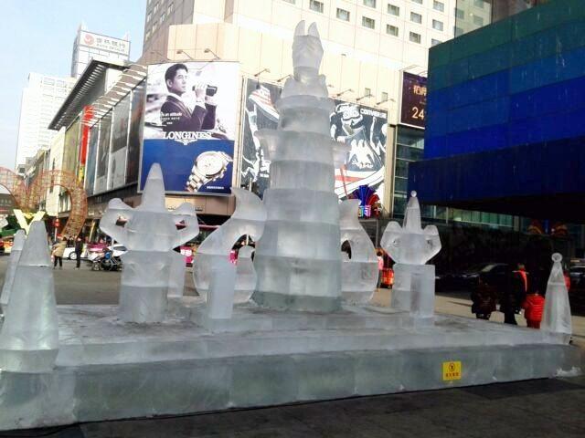 Taiyuan Street Business Area