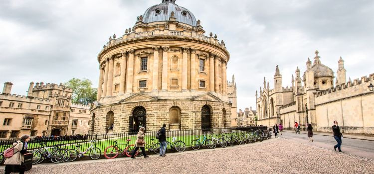 Radcliffe Camera1