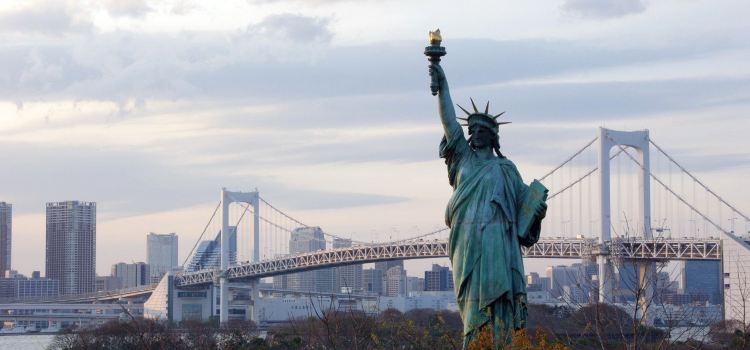 自由女神像2