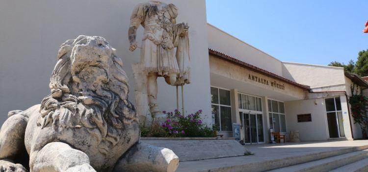 Antalya Museum1