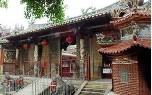Xiamen Guankou Fengshan Temple