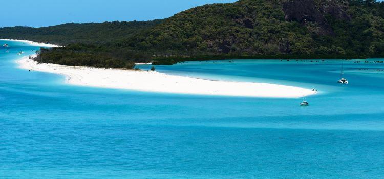 白天堂沙灘1