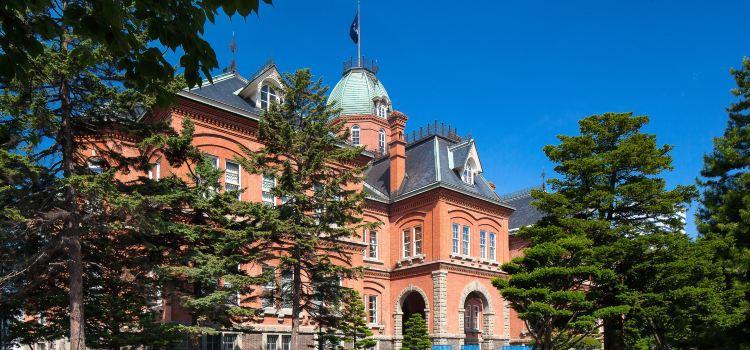 Former Hokkaido Government Office Building3