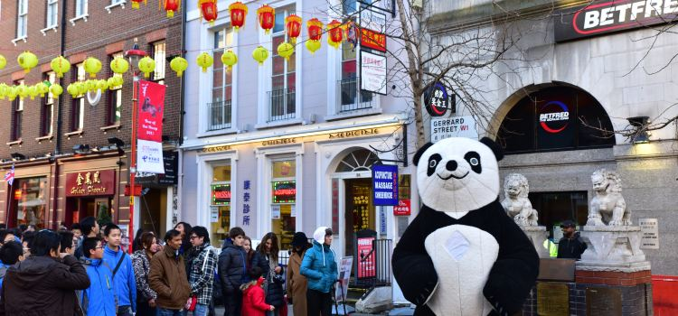 London Chinatown2