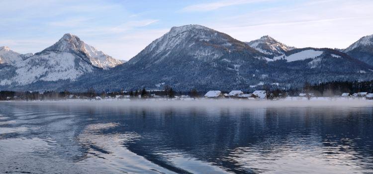 Wolfgangsee Lake1