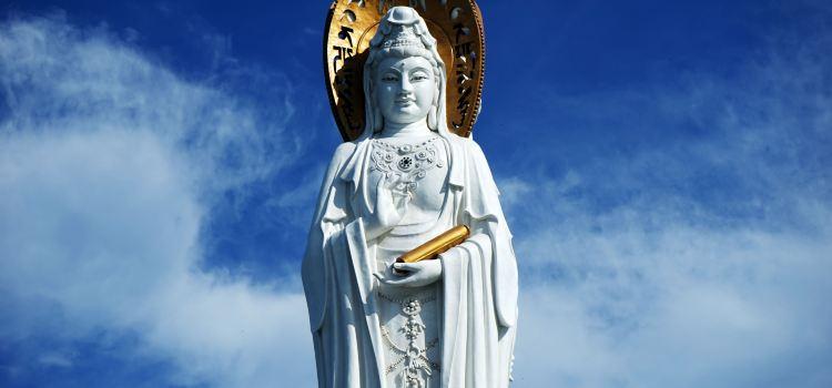 Guanyin Goddess at Nanshan2