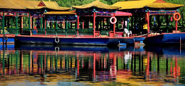 Chengde Mountain Resort3
