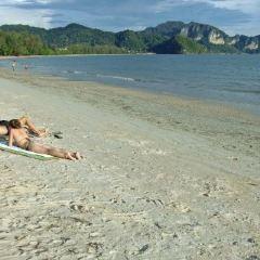 노파랏 타라 해변 여행 사진