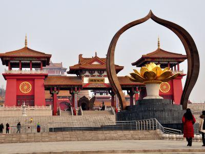 バン桃山仏教文化景観地