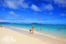 拉尼凯海滩-欧胡岛-当地向导夏威夷-赵有利