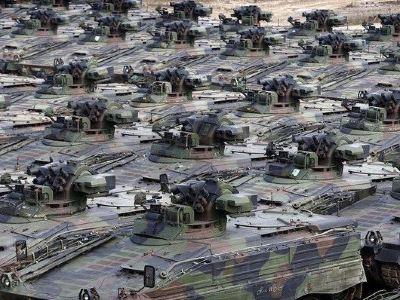 """德國""""坦克墳場""""科赫坦克拆解公司"""