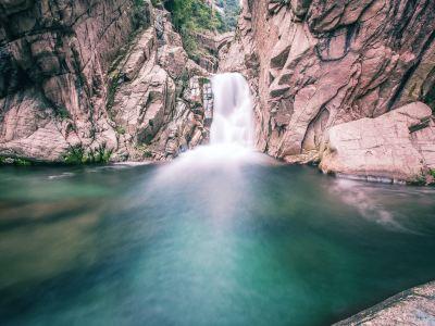 鄣山大峽谷
