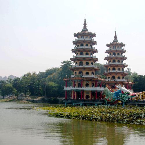 Lianchi (Lotus) Lake