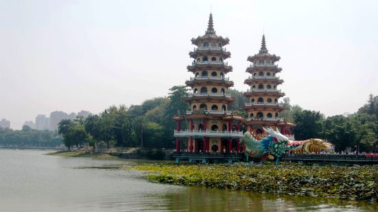 Lianchi (Lotus) Lake