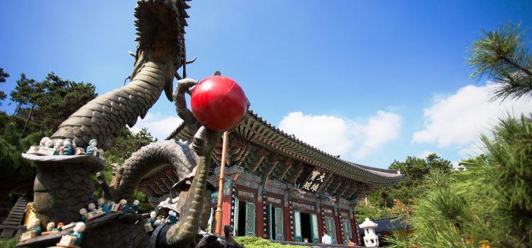 Haedong Yonggung Temple1