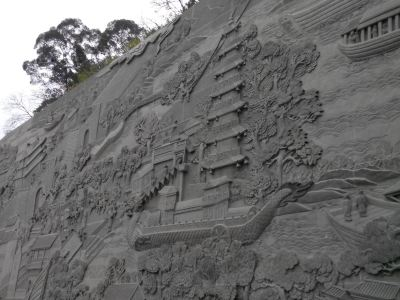 Gunding Mountain Fort
