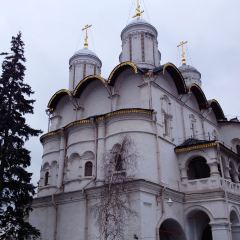 Cathedral Square in Moscow User Photo