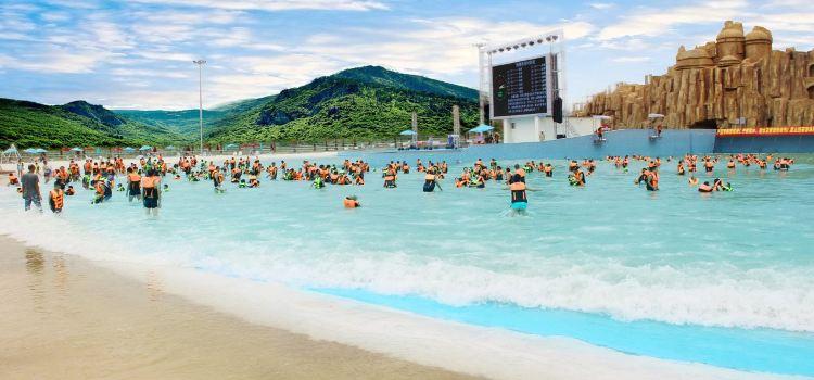 Guilin Luoshan Lake Maya Water Park2