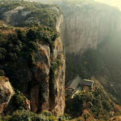 원링팡산 관광단지 여행 사진