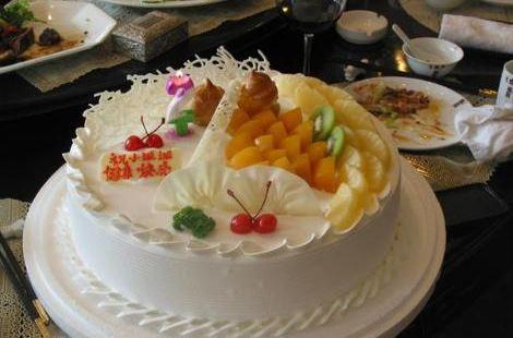 上海蛋糕麵包房