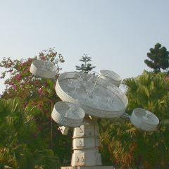 Guangzhou Meteorological Satellite Ground Station User Photo