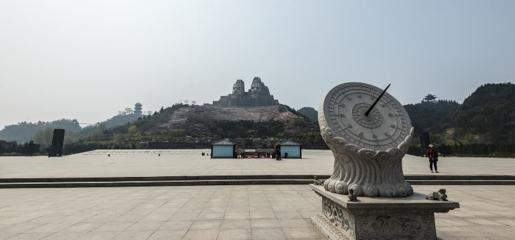 Zhengzhou Yellow River Scenic Area1