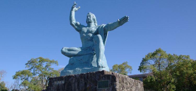 나가사키 평화 공원1