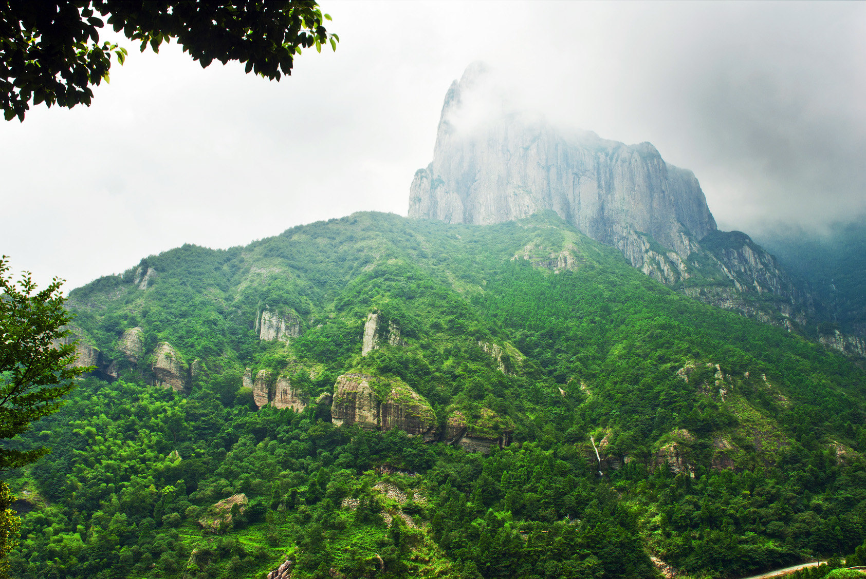 Lingyan Mountain Scenic Area