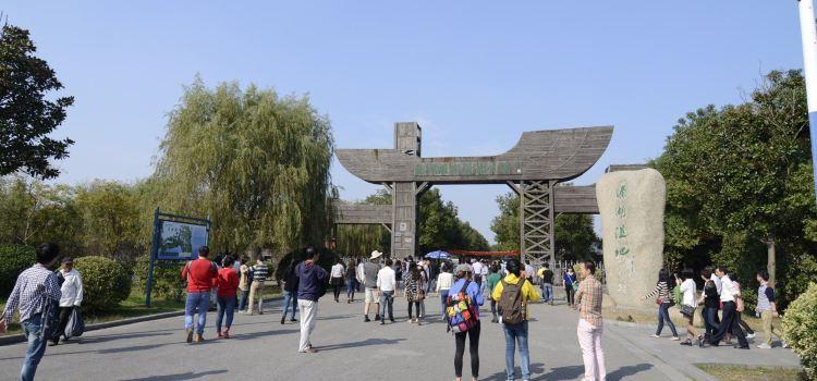 溱湖國家濕地公園