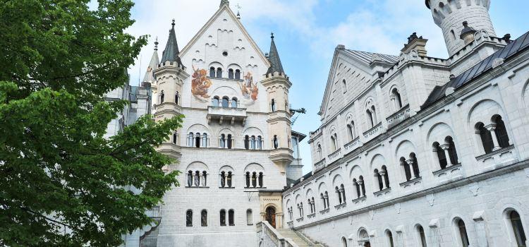Neuschwanstein Castle3