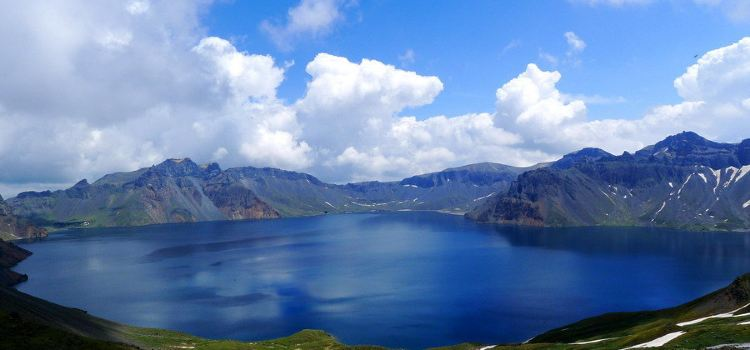 West Slope of Changbai Mountain Scenic Area1
