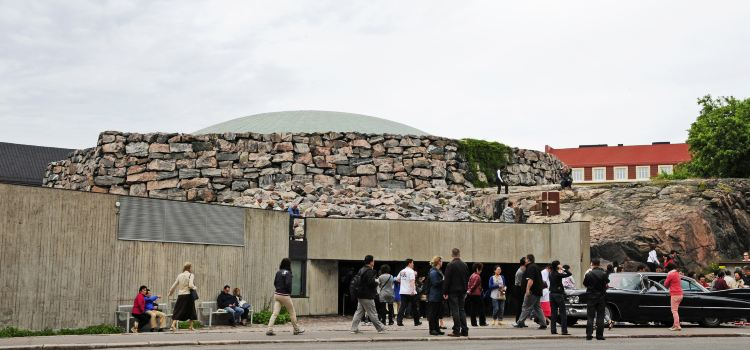 Temppeliaukio Church2